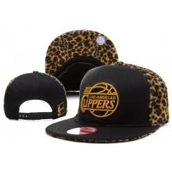 Gorra Leopardo de Los Angeles Clippers