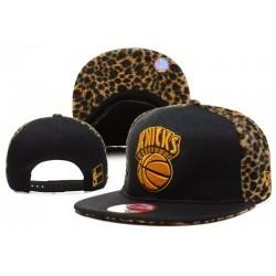 Gorra Leopardo de Los Knicks